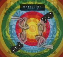 Marillion: Living In F E A R (EP) (Limited-Edition), CD