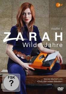 Zarah - Wilde Jahre Staffel 1, 2 DVDs