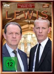Lewis: Der Oxford Krimi Staffel 7-9, 12 DVDs