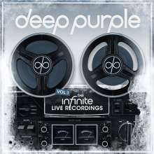 Deep Purple: The inFinite Live Recordings Vol. 1, 3 LPs