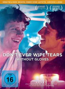 Don't Ever Wipe Tears Without Gloves, DVD