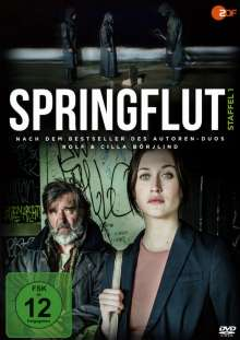 Springflut Staffel 1, 3 DVDs