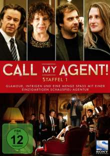 Call my Agent! Staffel 1, 2 DVDs