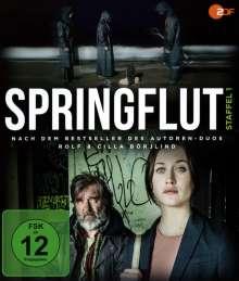 Springflut Staffel 1 (Blu-ray), 3 Blu-ray Discs