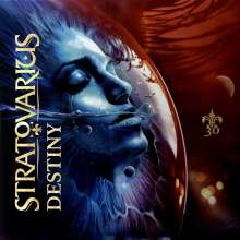 Stratovarius: Destiny (remastered) (180g), 3 LPs