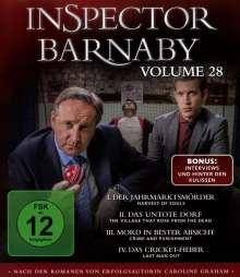 Inspector Barnaby Vol. 28 (Blu-ray), 2 Blu-ray Discs