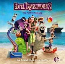 Hotel Transsilvanien 3, CD