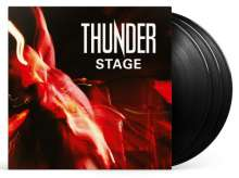 Thunder: Stage (Live In Cardiff) (180g), 3 LPs