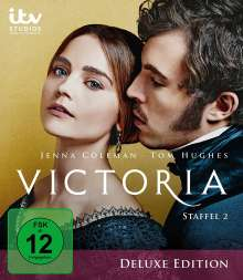 Victoria Staffel 2 (Deluxe Edition) (Blu-ray), 2 Blu-ray Discs