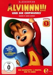 Alvinnn!!! und die Chipmunks Staffel 1, 3 DVDs