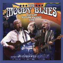 The Moody Blues: Days Of Future Passed - Live (180g), 2 LPs