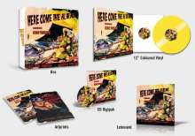Kim Wilde: Here Come The Aliens (Limited-Edition-Box-Set) (Yellow Vinyl), LP
