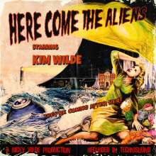 Kim Wilde: Here Come The Aliens (Yellow Vinyl)