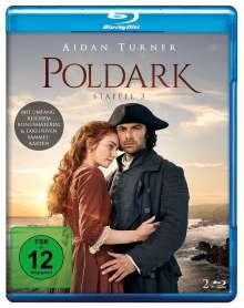 Poldark Staffel 3 (Blu-ray), 2 Blu-ray Discs