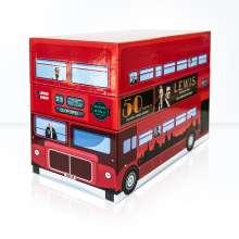 Lewis - Der Oxford Krimi Gesamtbox (Limitierte Sonderedition im Bus-Look), 21 DVDs