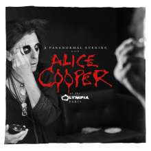 Alice Cooper: A Paranormal Evening At The Olympia Paris, 2 CDs