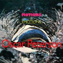 Oscar Peterson (1925-2007): Motions & Emotions (remastered) (180g), LP