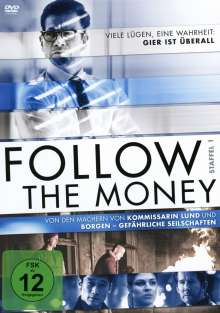 Follow the Money Staffel 1, 4 DVDs
