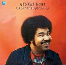 George Duke (1946-2013): Liberated Fantasies (remastered) (180g), LP