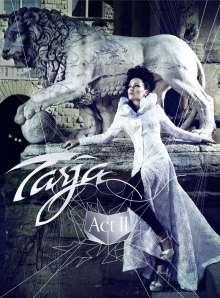Tarja Turunen (ex-Nightwish): Act II (Limited-Mediabook), 4 Blu-ray Discs
