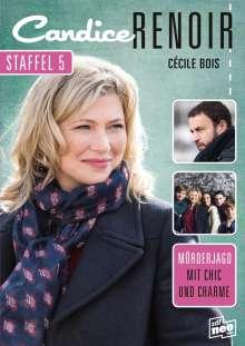 Candice Renoir Staffel 5, 3 DVDs