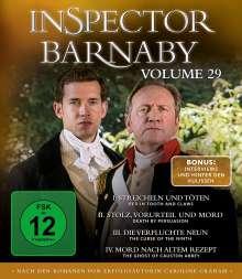 Inspector Barnaby Vol. 29 (Blu-ray), 2 Blu-ray Discs