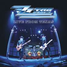 ZZ Top: Live From Texas (180g) (Limited-Numbered-Edition), 2 LPs