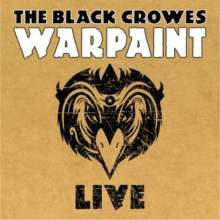 The Black Crowes: Warpaint: Live 2008 (180g) (Limited Numbered Edition), 3 LPs und 2 CDs