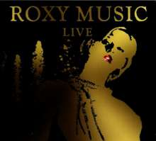 Roxy Music: Live (180g) (Limited-Numbered-Edition), 3 LPs