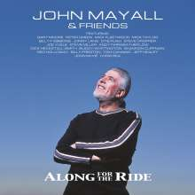John Mayall: Along For The Ride (180g) (Limited Numbered Edition), 2 LPs und 1 CD