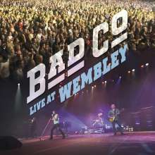 Bad Company: Live At Wembley 2010 (180g) (Limited Numbered Edition), 3 LPs