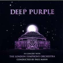 Deep Purple: Live At The Royal Albert Hall (180g) (Limited Numbered Edition), 3 LPs