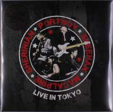Portnoy, Sheehan, MacAlpine & Sherinian: Live In Tokyo (180g) (Limited Numbered Edition), 4 LPs
