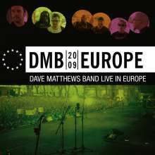 Dave Matthews: Europe 2009 (180g) (Limited-Numbered-Edition), 5 LPs