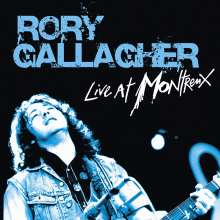 Rory Gallagher: Live At Montreux (180g) (Limited Numbered Edition), 2 LPs und 1 CD