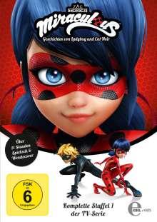 Miraculous Staffel 1, 3 DVDs