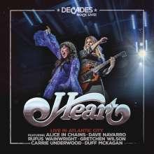 Heart: Live In Atlantic City (180g)
