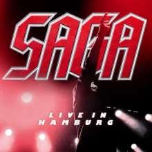 Saga: Live In Hamburg, 2 CDs