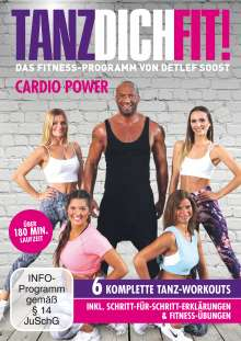 Tanz Dich Fit! - Cardio Power, DVD