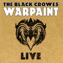 The Black Crowes: Warpaint: Live 2008, 2 CDs