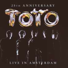 Toto: 25th Anniversary - Live In Amsterdam (180g) (Limited-Numbered-Edition), 2 LPs