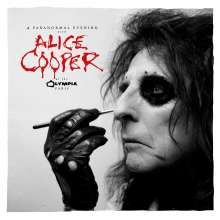 Alice Cooper: A Paranormal Evening At The Olympia Paris (Colored Vinyl), 2 LPs