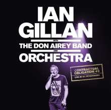 Ian Gillan: Contractual Obligation # 3: Live In St. Petersburg
