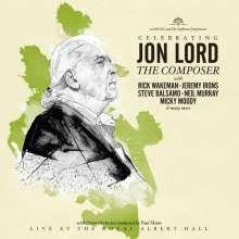 Jon Lord (1941-2012): Celebrating Jon Lord - The Composer (180g), 2 LPs und 1 Blu-ray Disc