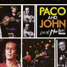 Paco De Lucia & John McLaughlin: Paco & John: Live At Montreux 1987 (Deluxe Edition), 2 CDs