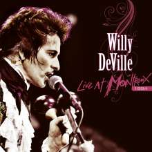 Willy DeVille: Live At Montreux 1994 (180g) (Limited Edition), 2 LPs