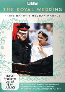 The Royal Wedding: Harry & Meghan, DVD