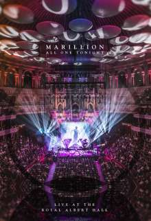 Marillion: All One Tonight: Live At The Royal Albert Hall, 2 DVDs