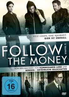 Follow the Money Staffel 2, 4 DVDs