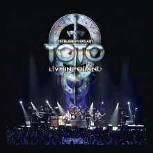 Toto: 35th Anniversary Tour - Live In Poland (180g) (Limited-Edition), 3 LPs